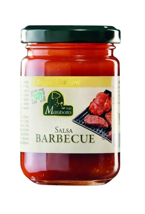 129 - Ital. Barbecue Sauce 130 g