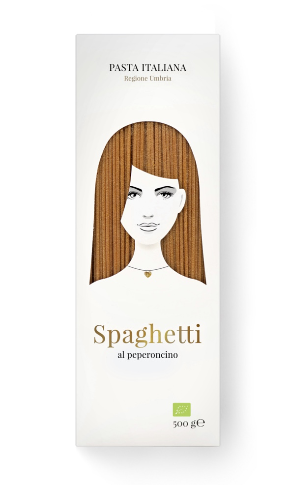 P1 - Good Hair Day Pasta BIO Spaghetti al peperoncino