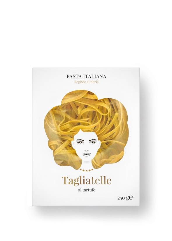 P14 - Good Hair Day Pasta BIO Fettuccine Classic